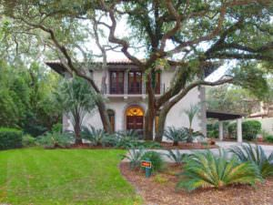 5 bedroom sea island home for sale