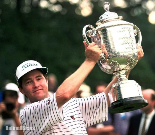 Davis Love III, of Sea Island, Ga