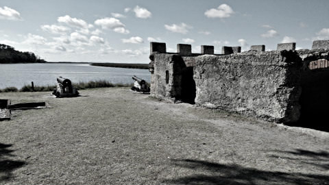 Georgia History: Check out Fort Frederica National Monument