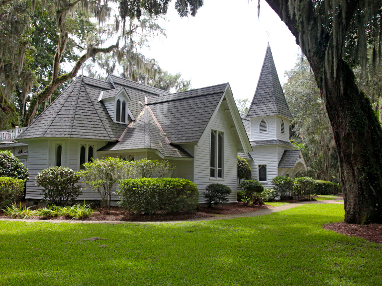 St Simons Island Religious Places to Visit