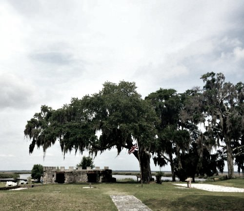 Saint Simons Real Estate & Fort Frederica History
