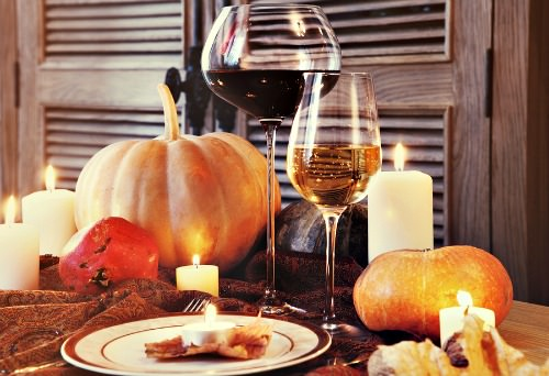 Sea Island Real Estate and Thanksgiving