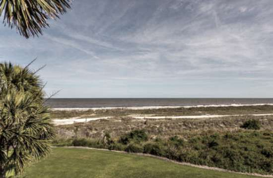 Sea Island Waterfront Coastal Real Estate