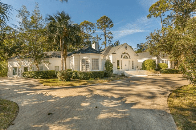 Sea Island Georgia Real Estate for Painters, Writers and Other Artists