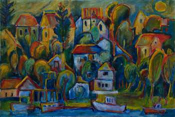 French Art Comes to Saint Simons Real Estate in February 2014